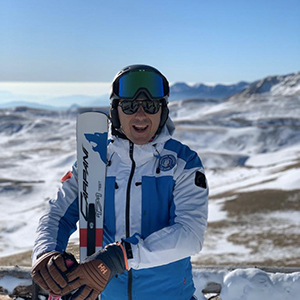 testimonial skis Carpani Alessandro Biolchini