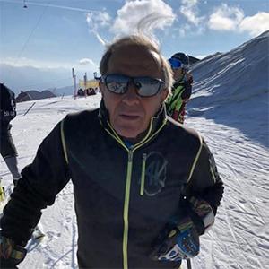 testimonial skis Carpani Luciano Panatti