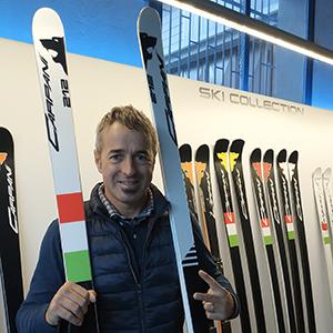 testimonial skis Carpani luca novi